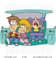 cartoon-siblings-fighting-in-a-car-on-a-road-trip-by-ron-leishman-1981